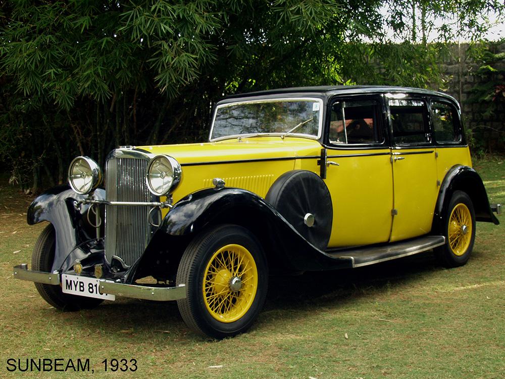 1933,SUNBEAMRs-30,000