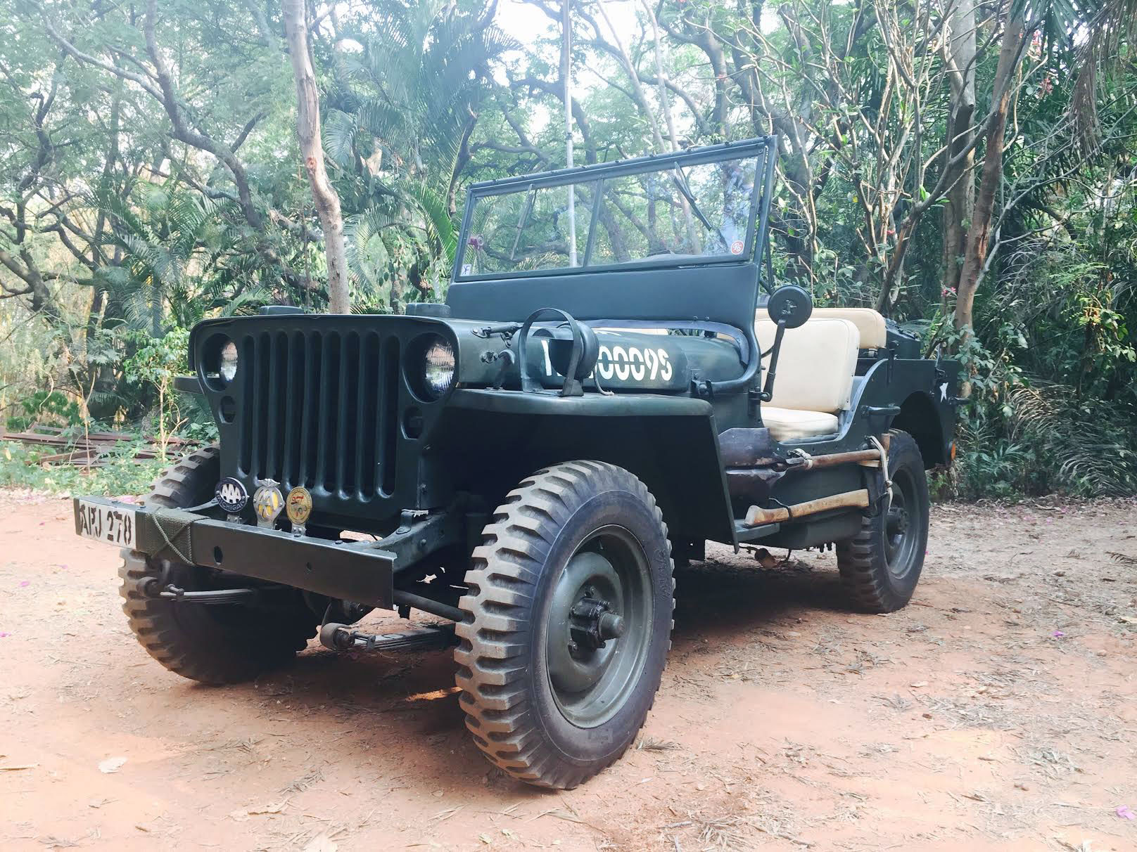 ford jeep copy